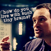 Sarah: Tiny brains - Rodney