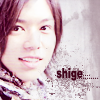 Shige - no words just too cute