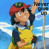 Never Give Up (Pokemon)