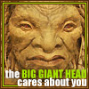 Face of Boe as Big Giant Head by medox