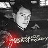 Yavanna: Capt Jack - Intergalactic man of mystery