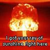 Brian: ray of sunshine