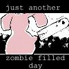 Nicole: zombie day
