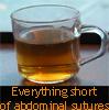 lilbakht: glass of tea
