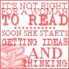 Victoria: reading