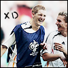 The piper never dies.: Football - Poldi/Schweini XD