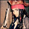 Sana-chan: Jack Sparrow