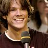 Annie: jared padalecki and his smile