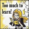 Rangiku: Too much to learn!
