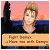Demyx Tea