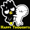 badtz - happy thoughts