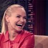 Jillie: Kristin laughing