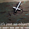 wyrdfae: cross/object
