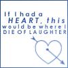 Betsy: if I had a heart