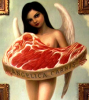 angel of meat