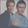 Me and Giles - Holding