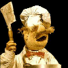 muppets -- chef