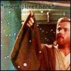 Mlle de Fer: SW Obi insert a star