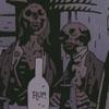 Drinkin' skeletons