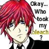 Firkasa: Chloe - Bleach = Red?!