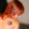 tatoo, me