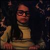 random - dark glasses girl