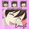 Anime - ouran laugh
