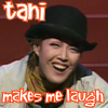 Julie: tani cosmo laugh