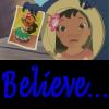 Kaylea: Believe..