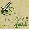 Heros fall
