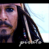 POTC - Captain Jack - Pirate