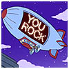 dinogrl: You Rock simpsons