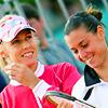 {tennis} hello PENNENTIEVA :D