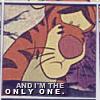 [Disney Misc] Tigger wangst!