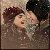ron/hermione happy