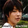 aiba - casually attractive