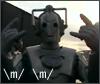 8bit plastic love machine: dr.who - \m/