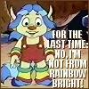 not rainbow brite