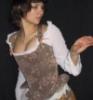 Дама в корсете