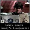 SPN: Sam Reads LJ