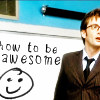 Meg: drwho how to be awesome ten