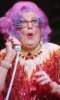 Firemaplesong...a song reference.....Gene: Dame Edna