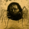 Redon - Crying Spider