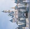 sideways castle