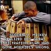 Foible: Mickey