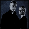 Giles/Buffy dark