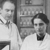twincityhacker: Otto Hahn and Lise Meitner