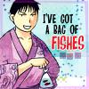 Emma: i've got a bag of fishes.