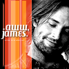 lost/ aww james