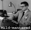 E.C. Myers: mild-mannered writer